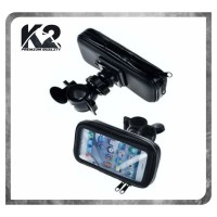 HOLDER STANG MOTOR / SEPEDA Waterproof / UNIVERSAL MOUNT HP