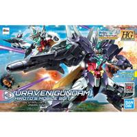HG 1/144 HGBD:R Uraven Gundam Hiroto Mobile Suit Build Divers R Bandai