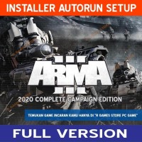 Arma 3 : 2019 Complete Campaign Edition + all DLCs