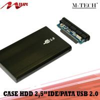 CASE External Hardisk 2,5 IDE/ATA/PATA M-Tech USB 2.0