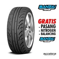 Ban Mobil Balap 195/50 R15 ACCELERA 651 SPORT 195 50 Ring 15 Tubeless