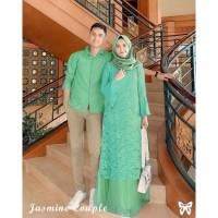 MYREDO - Baju Couple Pria & Wanita CP Jasmine
