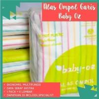 Best Quality - 6pc Alas Ompol Baby Oz Original - Alas Ompol Salur 6pc