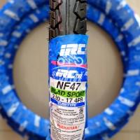 Ban Luar IRC 250-17 NF47 Batik Supra Depan Sepeda Motor