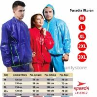 Baju Sauna Suit Speeds Jas Celana Keringat Olahraga/ terlaris/terbaik