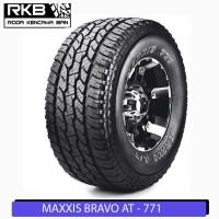 Maxxis AT-771 Bravo Ukuran 265/65 R17 Ban Mobil Pajero Fortuner