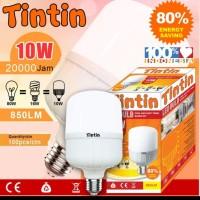 Lampu LED tintin 10w capsul