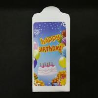 Amplop isi 4 Ulang Tahun Happy Birthday / Angpao isi 4 Happy Birthday
