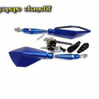Spion Tomok Lipat Motor Variasi CNC Honda Vario Beat CB 150 CBR Yamaha
