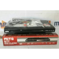 DVD player Mito 3366 plus usb