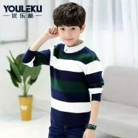 Baju Sweater anak laki rajut halus JULIO KIDS