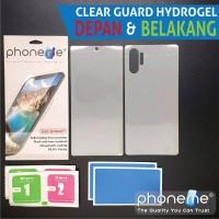 Vivo Y95 - PhoneMe Gel-Armor Hydrogel Depan Belakang
