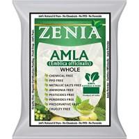 100 grams Zenia Dry Whole Amla Gooseberry Ayurvedic Hair Treatment
