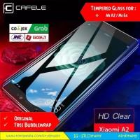 Tempered Glass CAFELE Xiaomi Mi A2 MiA2 Mi 6x Mi6x