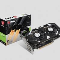 MSI Geforce GTX 1050 Ti 4GT OCV1 (Dual Fan) GTX1050Ti 4GB DDR5