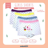 Arden&Leon (2 pcs/pack) Short Anak Perempuan Rabbit BXCE.13.005