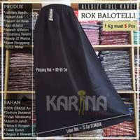 Best Seller Rok Balotelli Standar Polos Full Karet Premium Murah