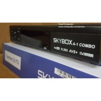 Set Top Box DVB-T2 (STB DVB-T2) SKYBOX - Pakai Antena UHF Biasa