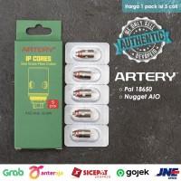 Artery Nugget IP CORES 0.4 ohm Sea Grass Cotton Coil Authentic