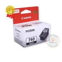 Tinta CANON Black Ink Cartridge CL-740 - Hitam