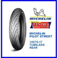 MICHELIN PILOT STREET 140/70-17 BAN BELAKANG NINJA 250,R15