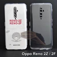 Case Oppo Reno 2Z 2F PREMIUM CLEAR SOFT CASE Bening Transparan Casing