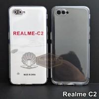 Case Realme C2 PREMIUM CLEAR SOFT CASE Bening Transparan Casing
