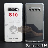 Case Samsung S10 PREMIUM CLEAR SOFT CASE Bening Transparan Casing