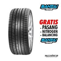 Ban Mobil OEM Chevrolet Trax 215/55 R18 Accelera Iota ST68 Ring 18