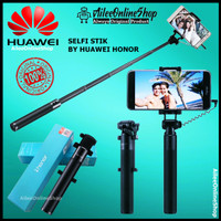 Huawei Tongsis Selfie Stick Monopod Honor AF11L Kabel Original 100%