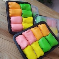 Pancake Durian Mini Isi 8 - Personal Pack