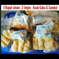 Pempek Palembang Bicek Utik - Personal Pack