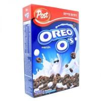 POST Oreo O's Cereal Marshmallow 250 Gram Sereal Oreo (Made in Korea)