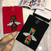 t-shirt Gucci blink kaos import branded wanita baju TNT15