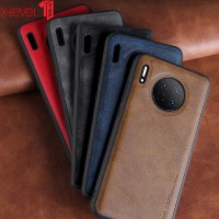 New Arrival X-Level Huawei P20 P30 P40 Pro Vintage Leather Case /