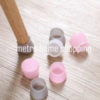 Alas pelindung kaki meja atau kursi dengan bahan silikon-MHS037
