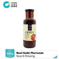 Chung Jung One - Beef Galbi Marinade Sauce 500 gr