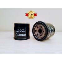 Filter Oli B6Y1-14-302 TT Mazda 2, CX3, CX5, CX8