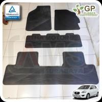Karpet Karet Lantai Mobil Datsun Go+ plus 1 Set By GP Rubber