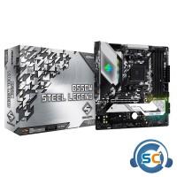 ASROCK B550M Steel Legend Motherboard AMD AM4 Chipset B550