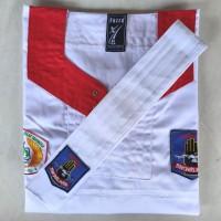 Baju Silat - Seragam Pencak Silat Merpati Putih Pemula