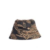 Jackhammer Pole Bucket Hat Tiger Camo Topi Pria