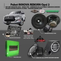 Paket Audio Mobil Innova Reborn Daily Use Plug n Play Opsi 2