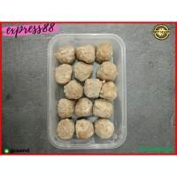 Bakso Babi Juhi Premium, baso homemade enak tanpa pengawet non halal
