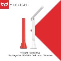 Yeelight Rechargeable Folding USB Desk Lamp Dimmable YLTD11YL