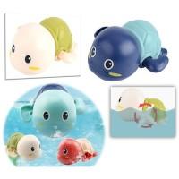 mainan kura kura air kolam renang mainan bak mandi anak bayi baby bath