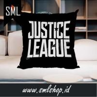 Bantal Sofa / Bantal Kotak / Bantal Dekorasi - Justice League DC 01