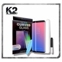 TEMPERED GLASS Curve UV NANO LIQUID Full Glue SAMSUNG S9