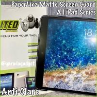 Screen Guard iPad Pro 10.5 2017 Paperlike Anti Glare Matte Antigores