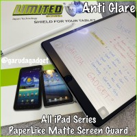 Screen Guard iPad Pro 9.7 2016 Paperlike Anti Glare Matte Antigores